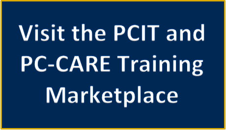 Visit the PCIT and PC-CARE Training Marketplace